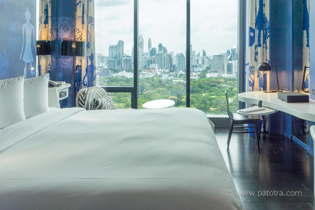 Zimmer im Hotel SO Sofitel Bangkok