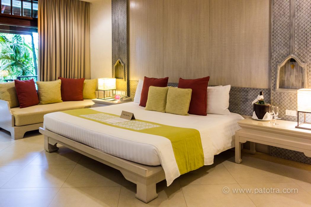 Zimmer Melati Beach