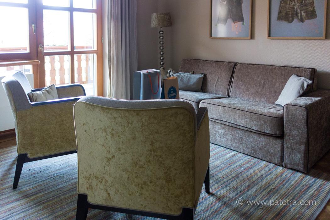 Hotel Bachmair Weissach Zimmer