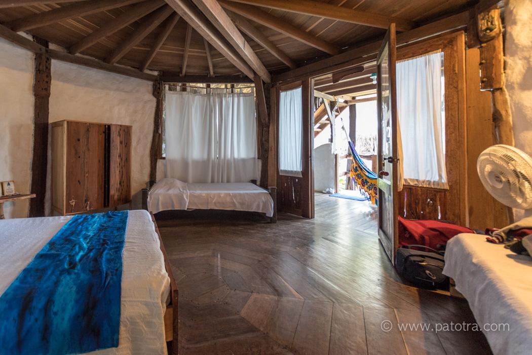 Zimmer erster Stock Playa la Roca
