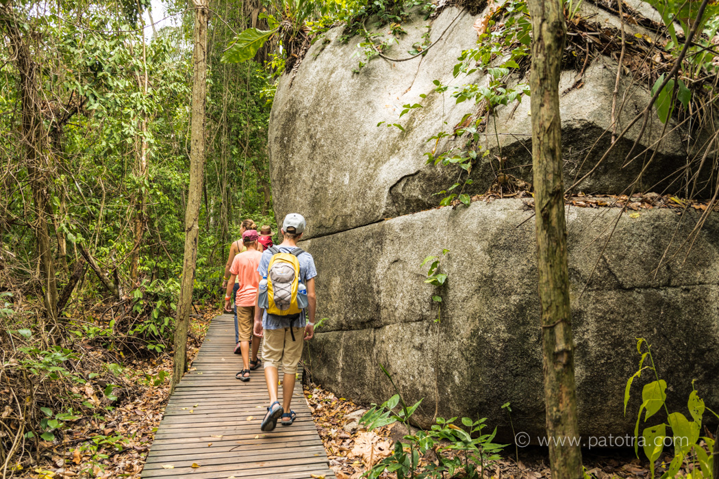 Wanderwege Tayrona Nationalpark