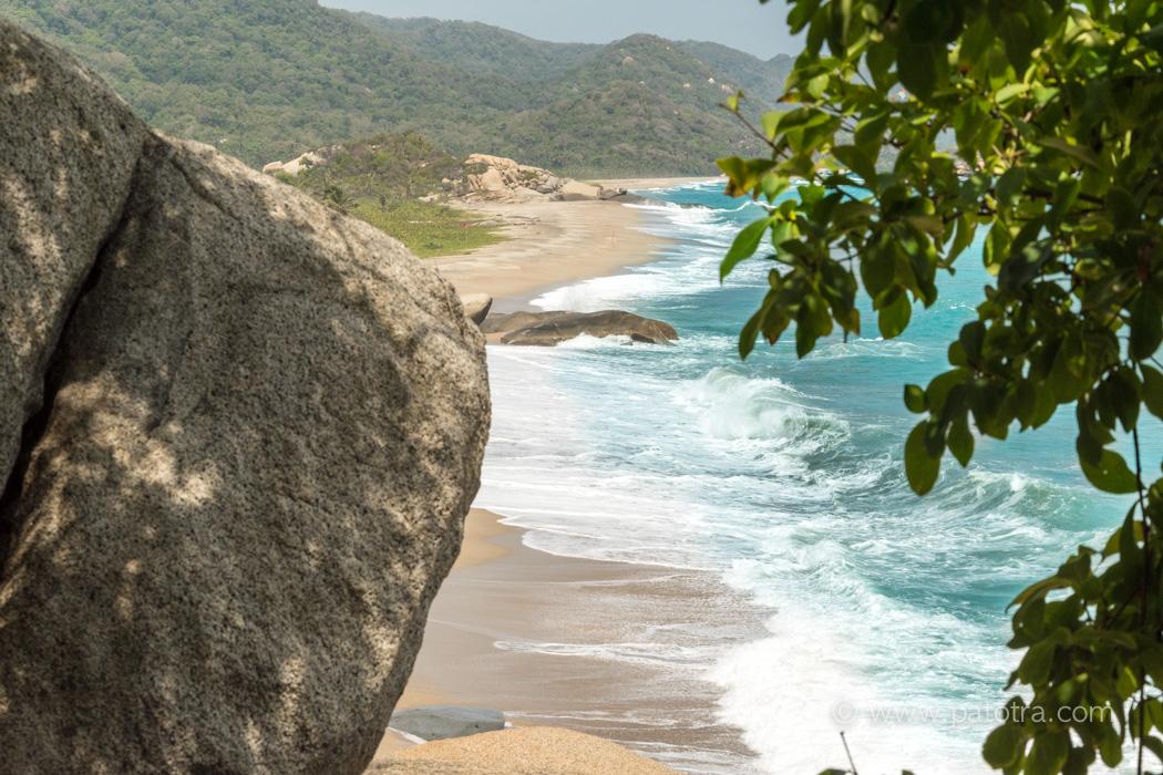 Karibikküste Tayrona Nationalpark
