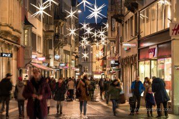 weihnachten in Sankt Gallen