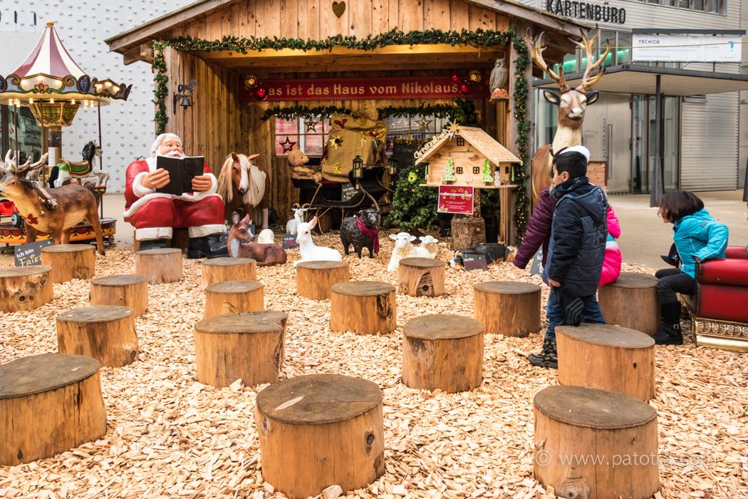 Weihnachtsmarkt am Bodensee