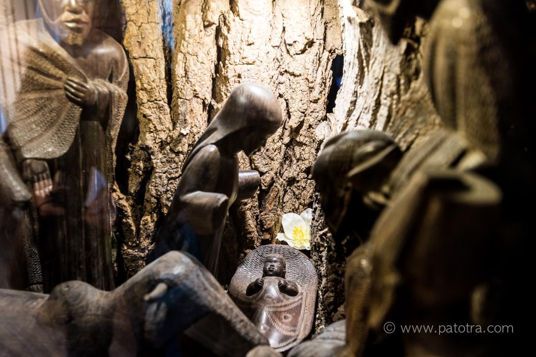 Krippe aus Kamerun