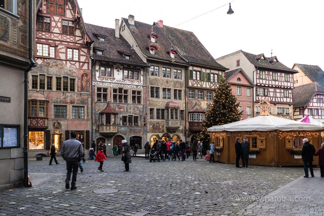 Stein am Rhein Schweiz