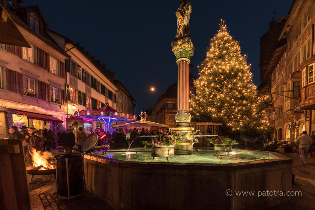 Stein am Rhein Weihnachten