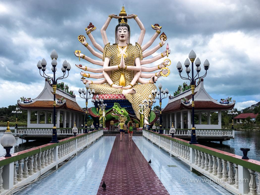 Nua Na Ram Koh Samui Tempel