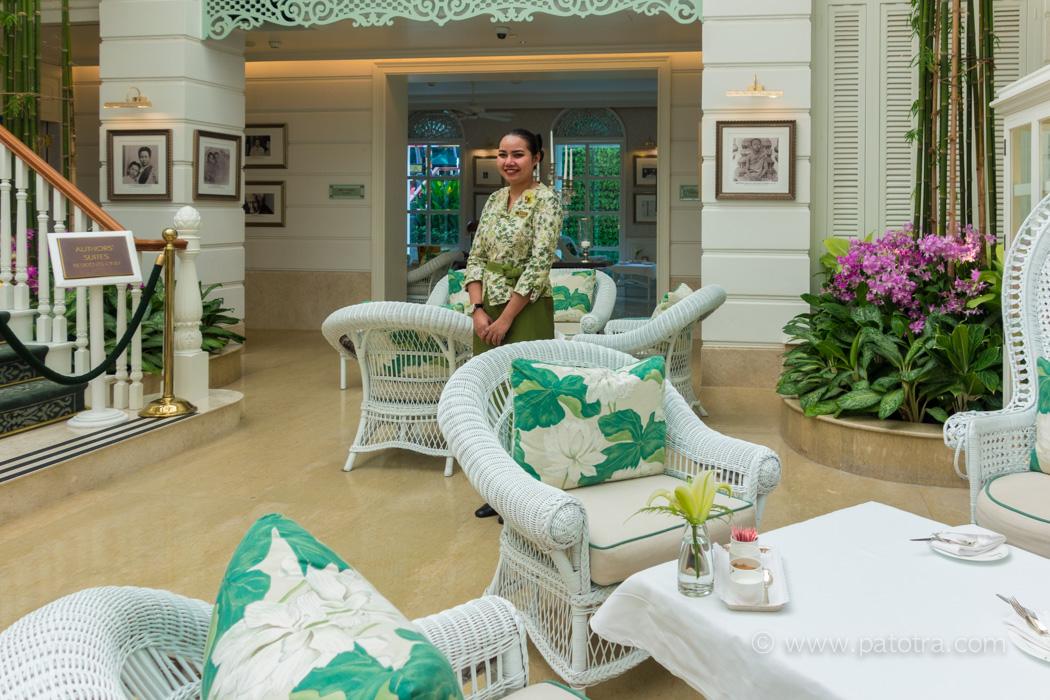 Mandarin Oriental Luxushotel am Chao Phraya