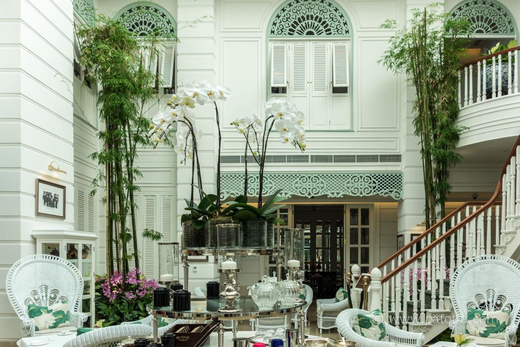 Authors Lounge Mandarin Oriental Bangkok