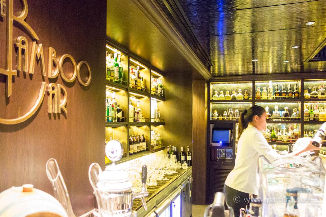 Bamboo Bar Mandarin Oriental