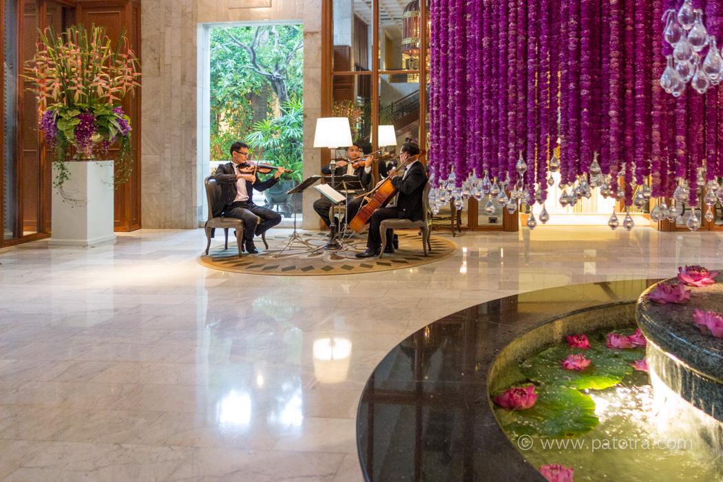 Foyer Mandarin Oriental Bangkok