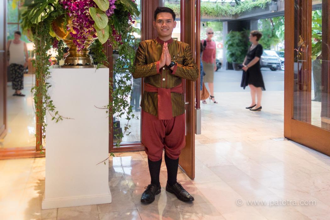 Mandarin Oriental Staff