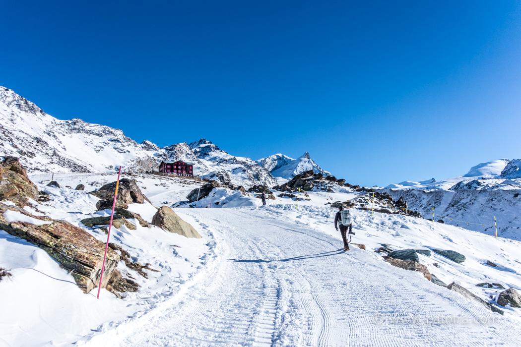 Fluhalp Zermatt