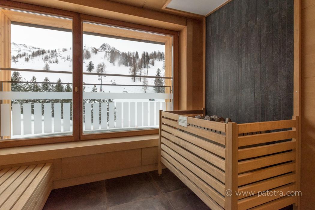 Sauna JUFA Hotel Malbun