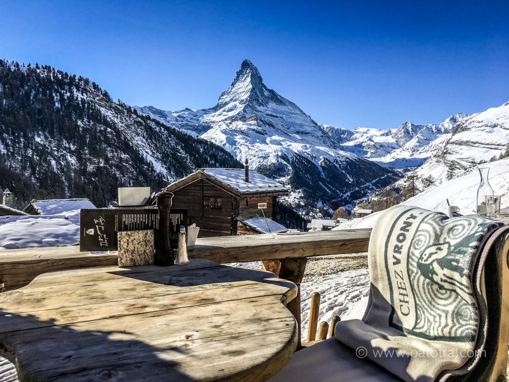 Chez Vrony Findeln Zermatt