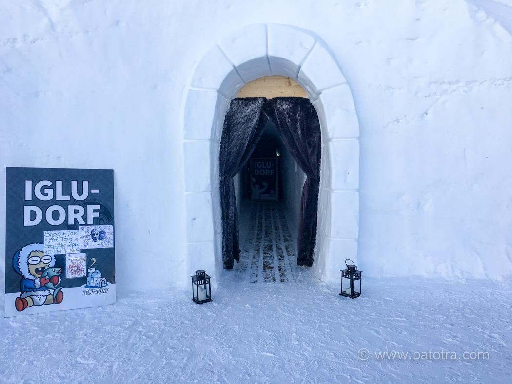 Iglu Dorf Zermatt
