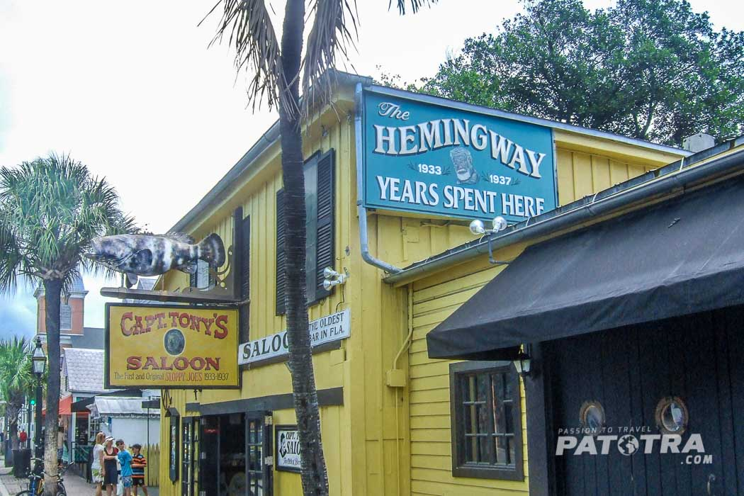 Tony's Saloon, Key West