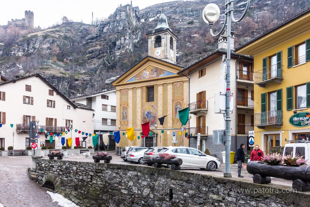 Villeneuve Aosta