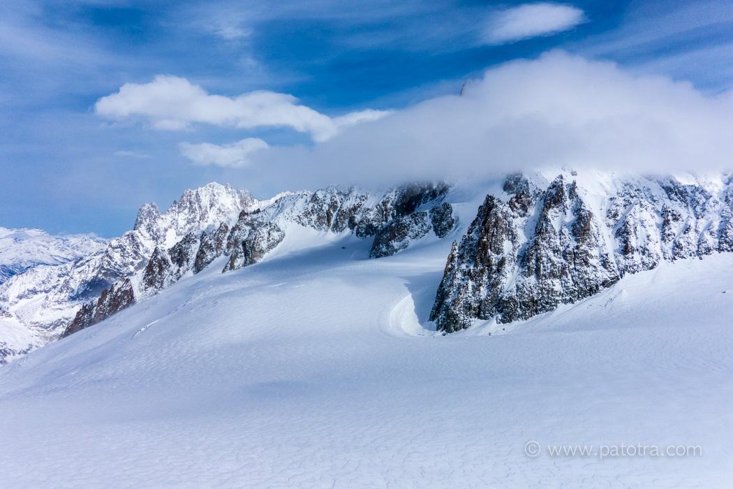 Mont Balnc Herbronner Spitze