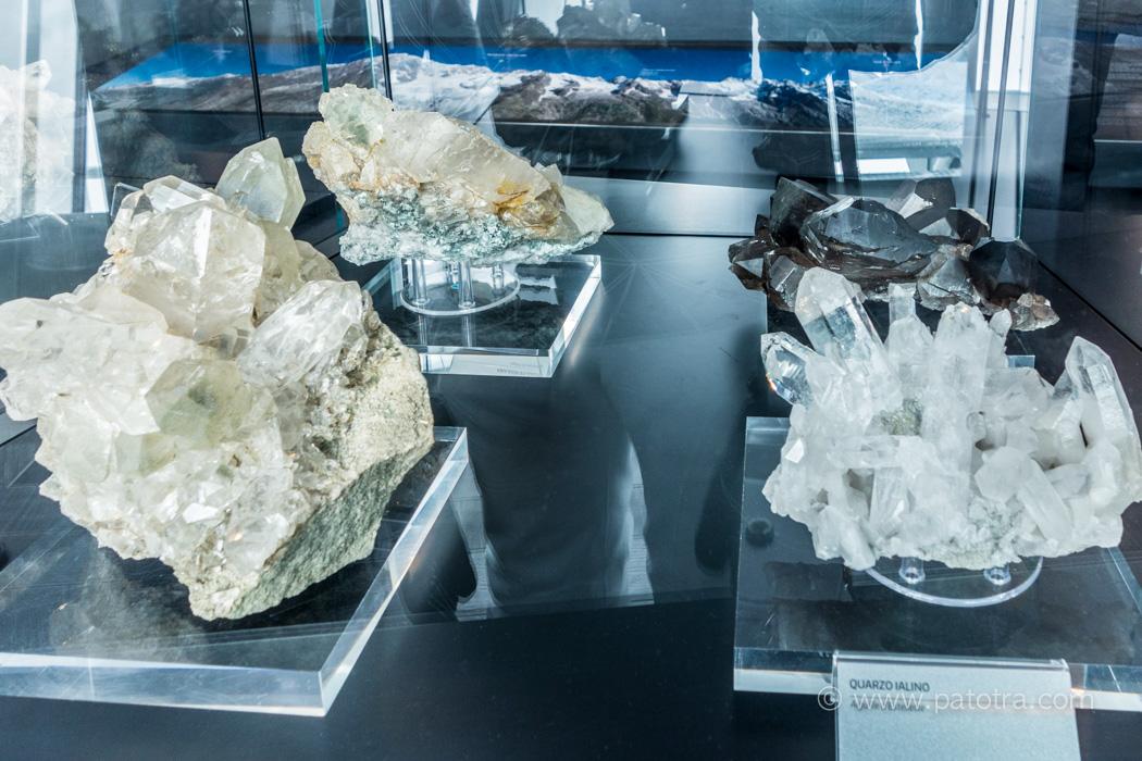 Kristalle Mont Blanc