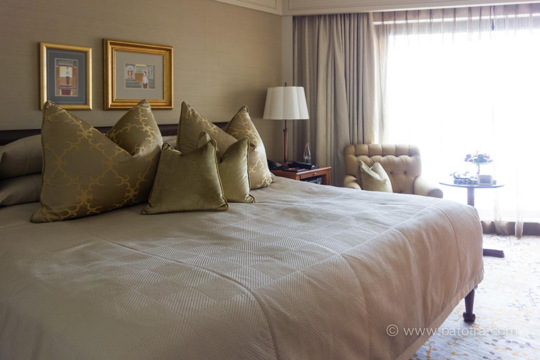 Zimmer Mandarin Oriental Riverview