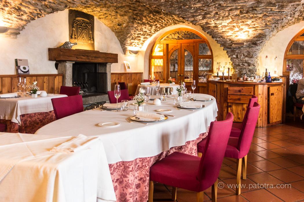 La Clusaz Restaurant Asotatal