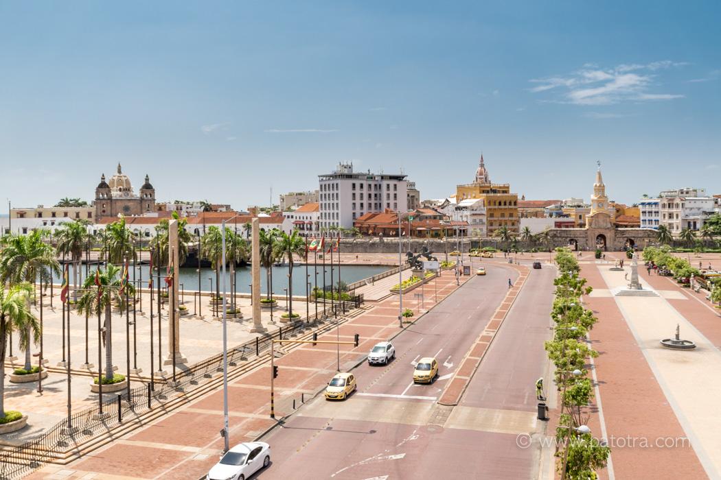 Karibikstadt Cartagena