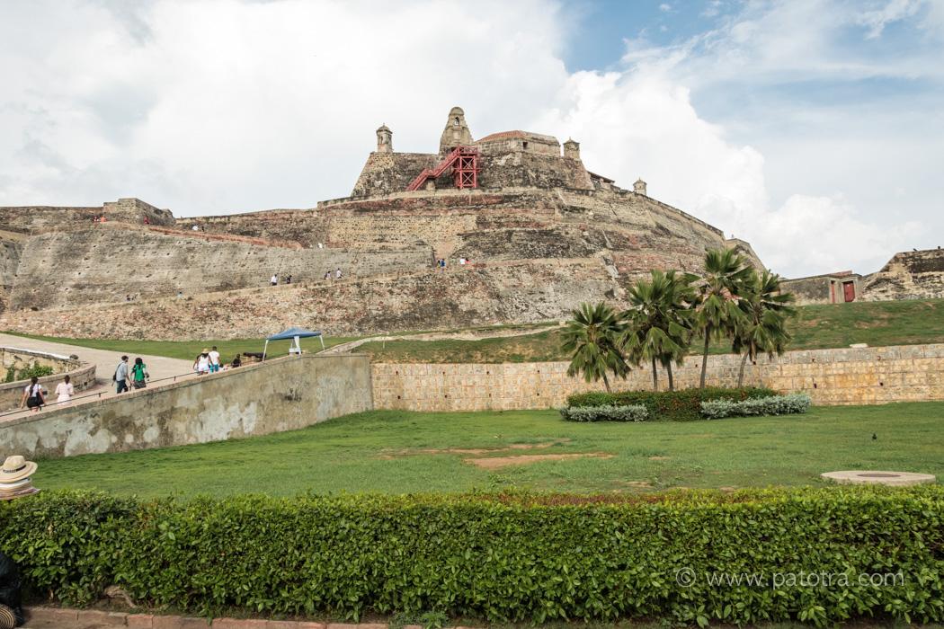 Fort San Felipe Cartagena