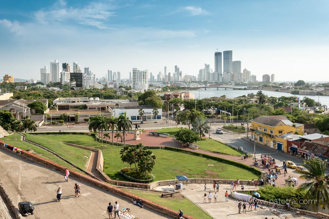 Cartagena Karibik Kolumbien