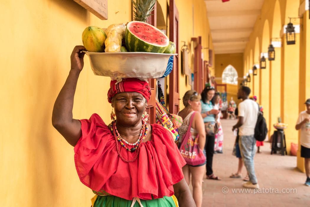 Afrikanerin Cartagena