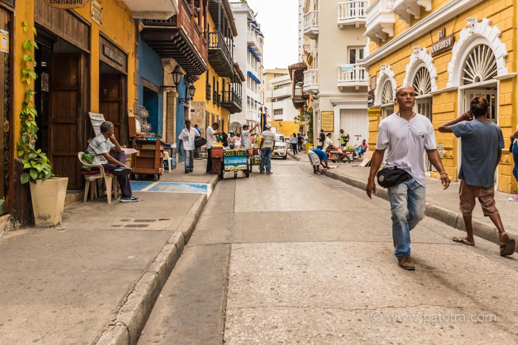 buntes Cartagena