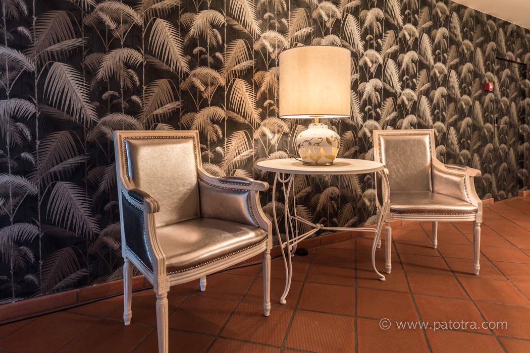 Eleganz in der Villa Orselina