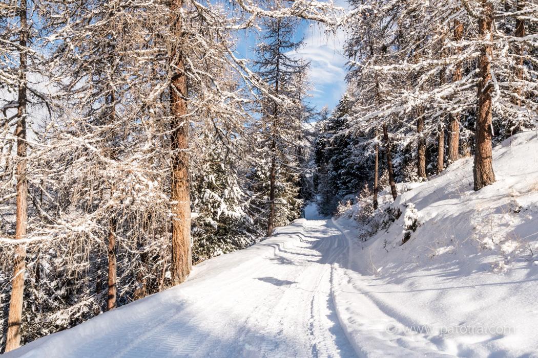 Winterwunderland Aostatal