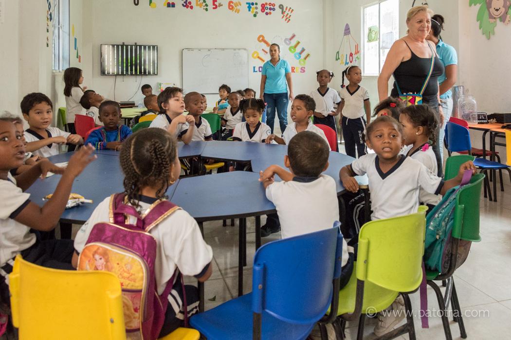 Cartagena Schule für Kinder