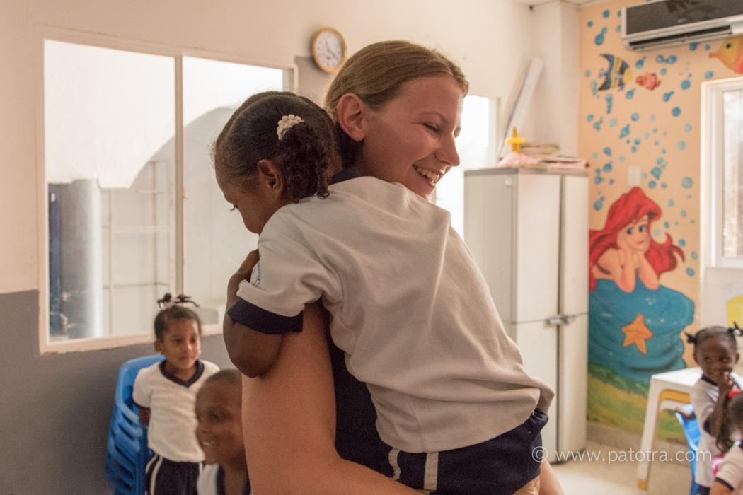 Hilfe Kinder Cartagena
