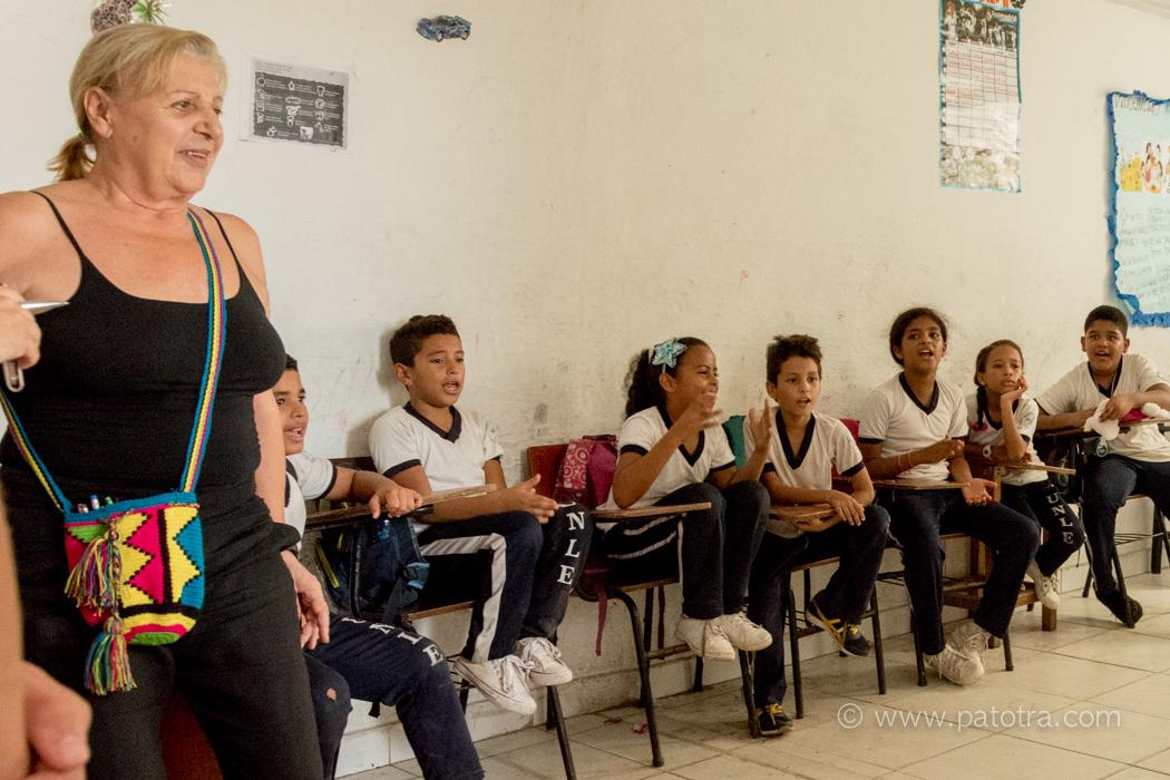 Kinderhilfsprojekt Cartagena
