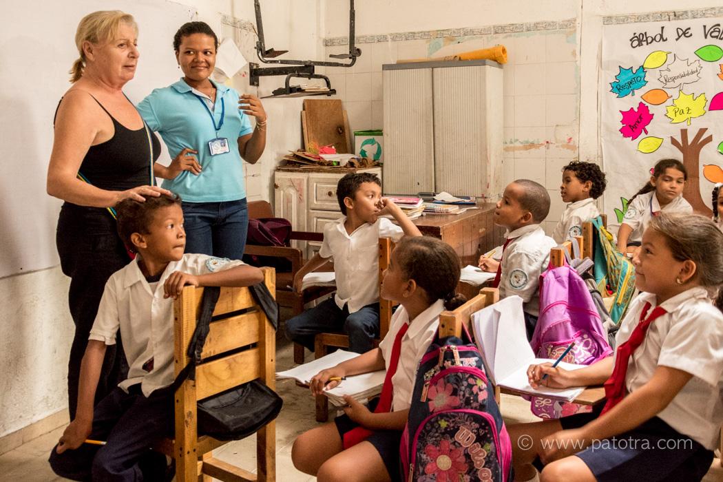 Rosy Speranzo Kinderhilfsprojekt Cartagena
