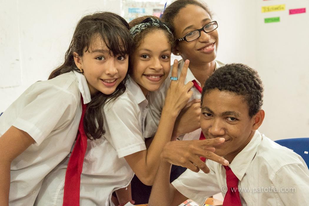 Hilfsprojekt Kinder Boca Azul Cartagena