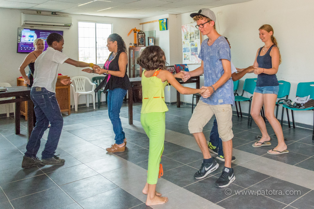Boca Azul Kolumbien Kinderhilfe