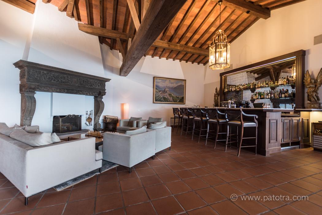 Bar Villa Orselina bei Locarno