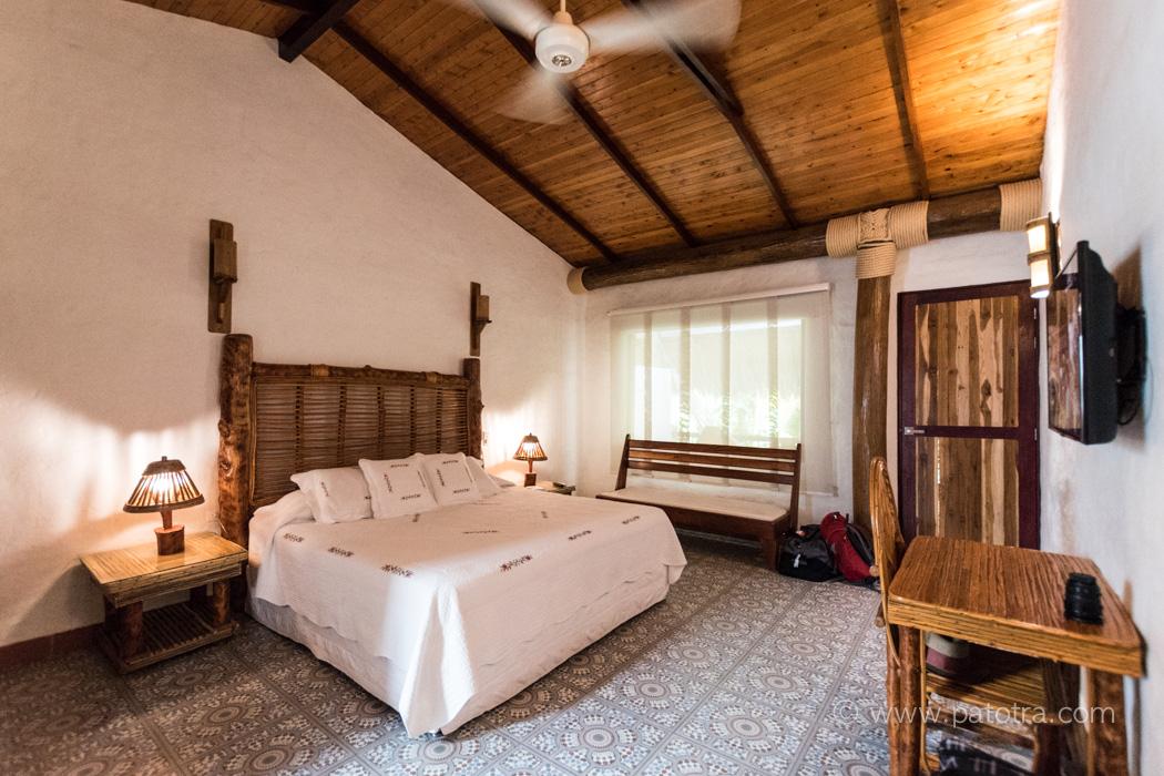 Hotel Punta Faro Zimmer