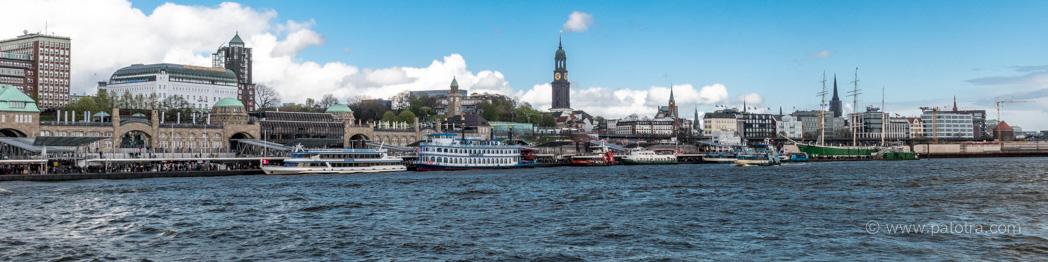 Hamburg mit Teennagern entdecken
