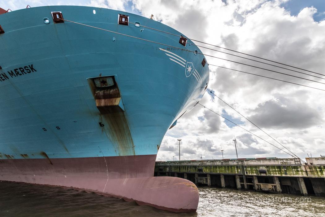 Frachtschiff Hamburg