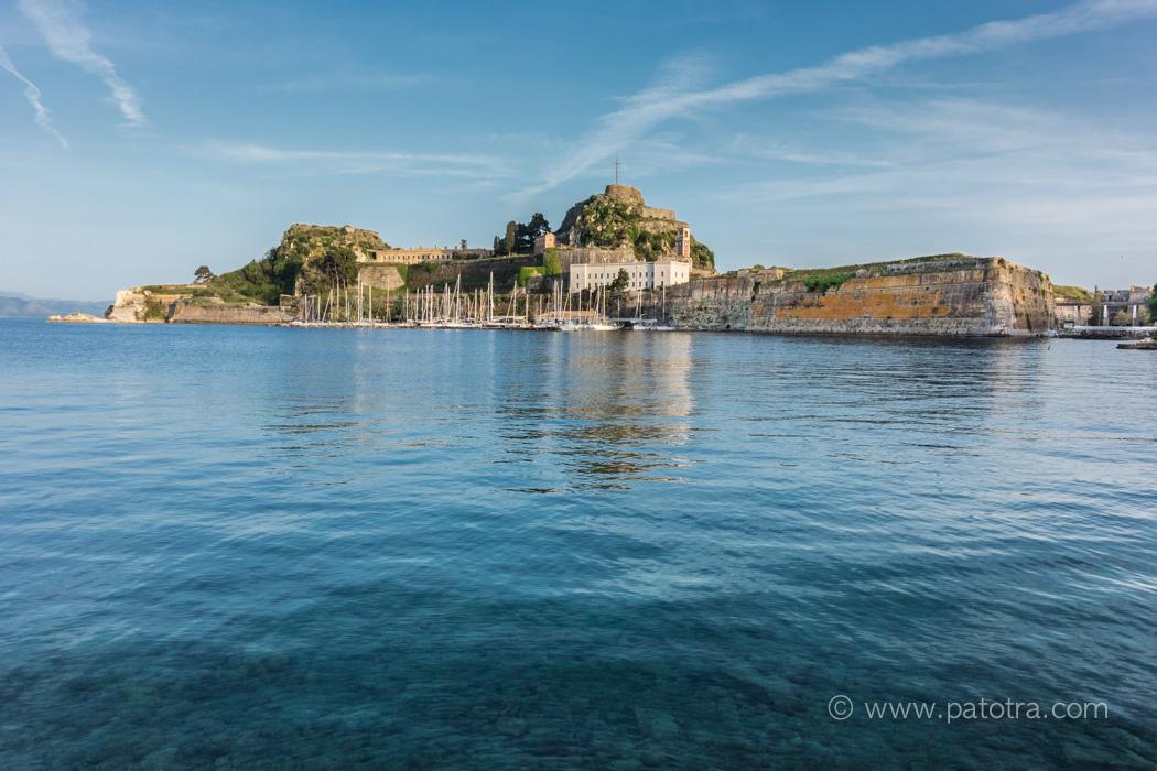 Korfu altes Fort