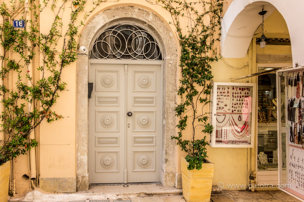 Impressionen Korfu Stadt