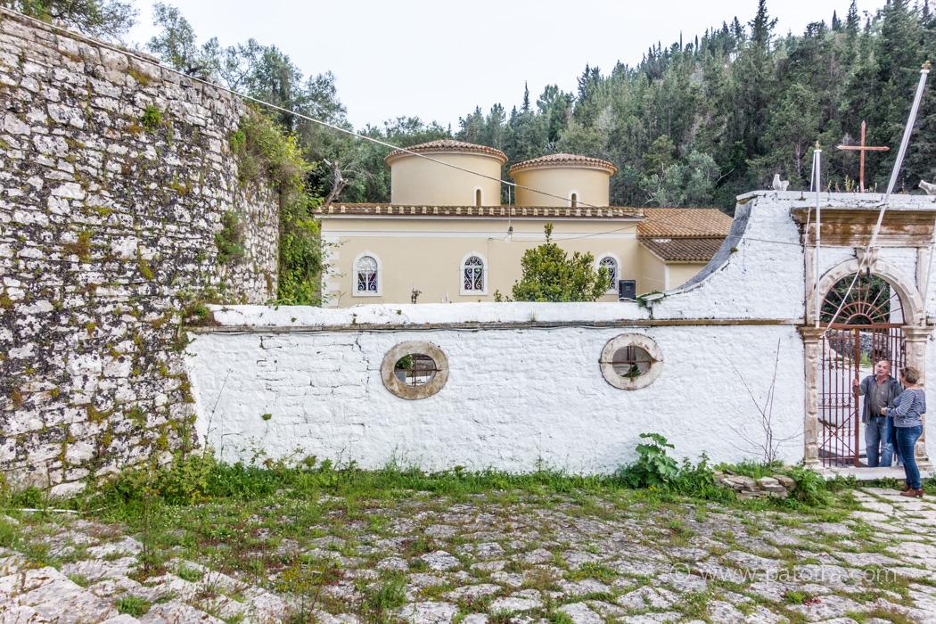 Kirche Ipapandi Paxos