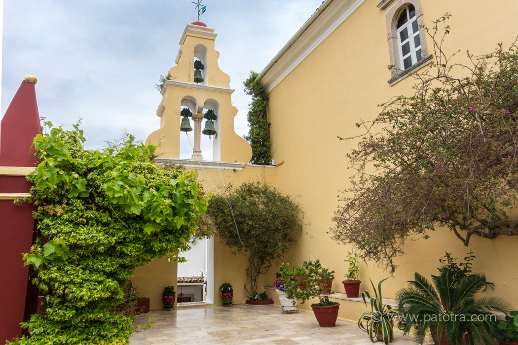 Kloster Panagia Theotokos