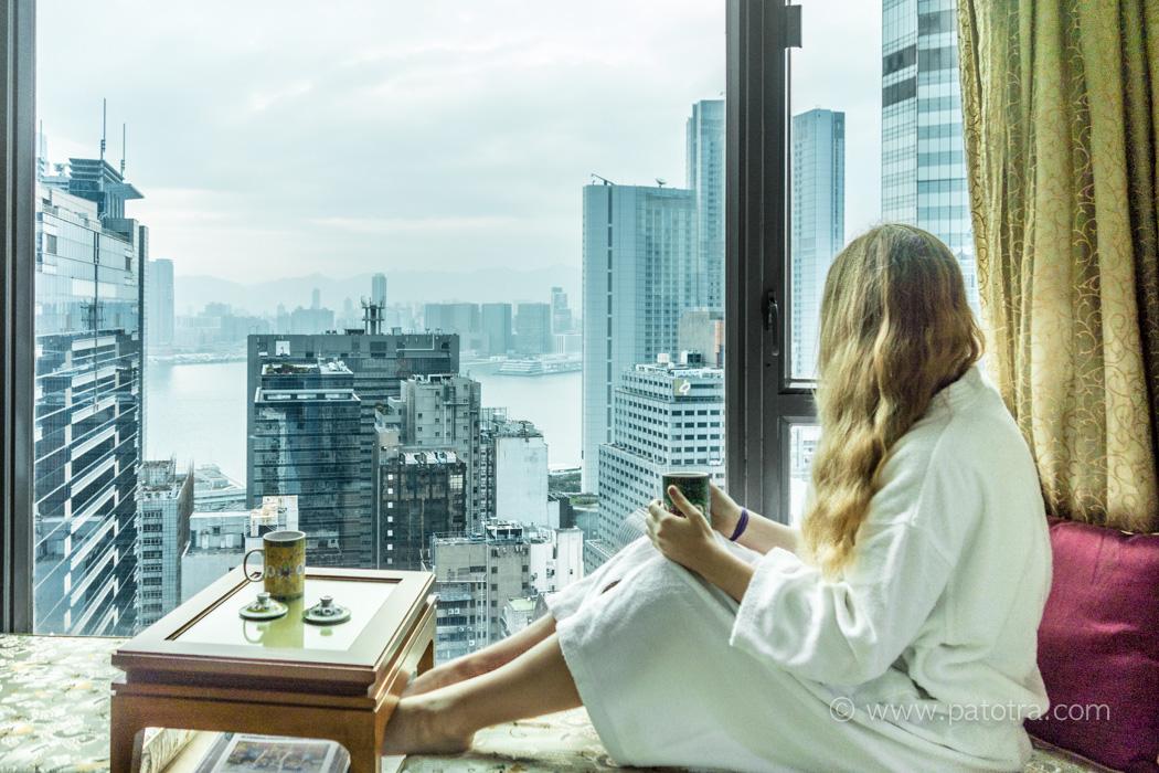 Harbourview Hongkong Hotel Lan Kwai U Fong