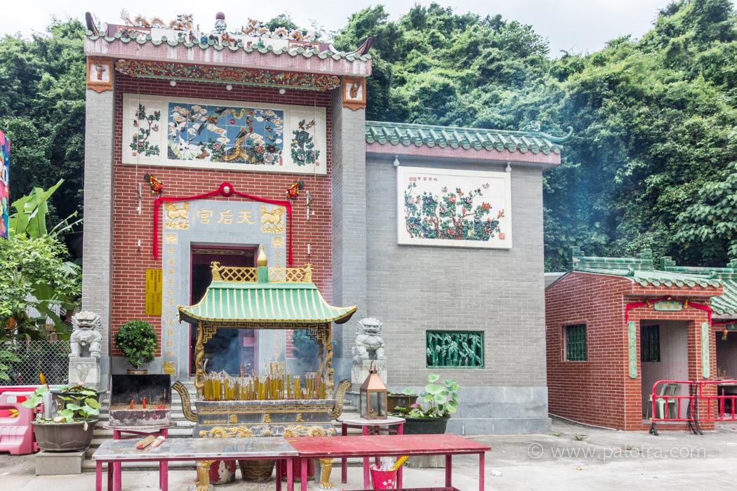 Temple Lamma Isalnd